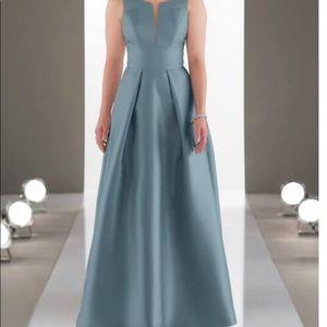 Sorella Vita Gown, Stone Blue